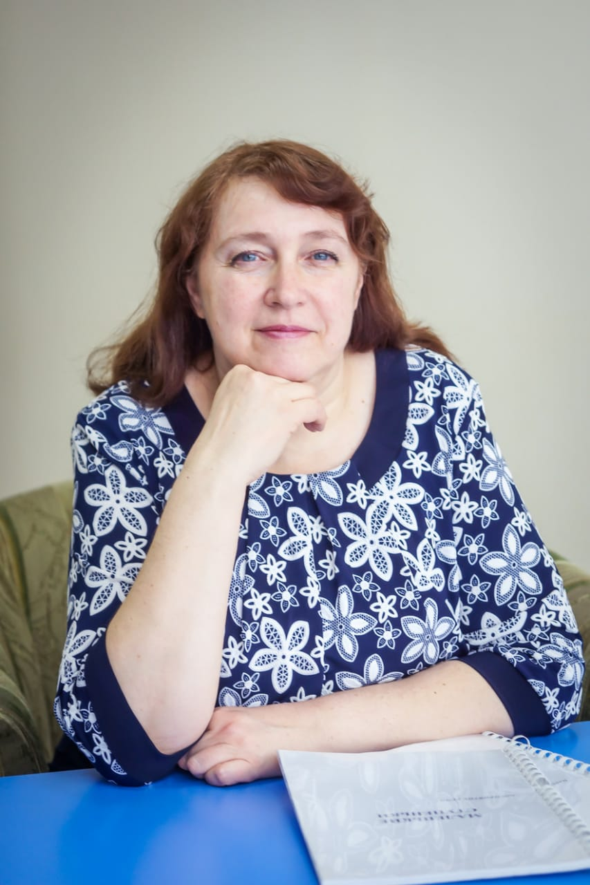 Быкова Марина Борисовна